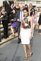 Freida Pinto - New York - Parata di stelle ed eleganza alla sfilata newyorkese Salvatore Ferragamo