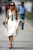 Florence Brudenell-Bruce - Bahrain - 12-04-2007 - Casual addio: oggi lo street-style diventa bon ton!
