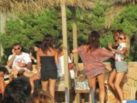 Saraya Totonelli, Costanza Caracciolo, Christian Vieri - Formentera - 30-06-2011 - Bobo Vieri: ecco la sua nuova fidanzata