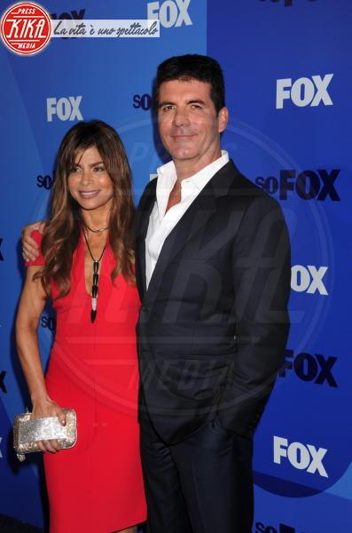 Simon Cowell, Paula Abdul - New York - 16-05-2011 - Robbie Williams & Co: le star che credono ai fantasmi