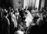 Principe Ranieri di Monaco, Grace Kelly - Montecarlo - 19-04-1956 - Amal e George: Hello! e People svelano l'abito della sposa