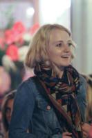 Evanna Lynch - Roma - 01-07-2011 - Evanna Lynch e i gemelli James e Oliver Phelps a Roma in attesa di Harry Potter e i doni della morte: Parte II