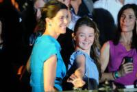Carolina Grimaldi, Alexandra di Hannover - Monaco - 01-07-2011 - Alexandra di Monaco: sboccia l'amore al Parco dei Principi