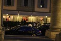 Panoramica - Roma - 01-07-2011 - Evanna Lynch e i gemelli James e Oliver Phelps a Roma in attesa di Harry Potter e i doni della morte: Parte II