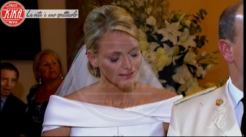 Principessa Charlene Wittstock - Monaco - 02-07-2011 - Star come noi: anche i ricchi piangono