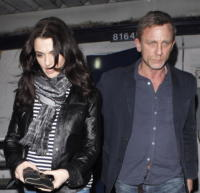 "Daniel Craig, Rachel Weisz - Hollywood - Rachel Weisz si sente ancora ""una sposina"""
