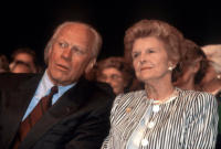 Gerald Ford, Betty Ford - Los Angeles - 09-07-2011 - Donald Trump è il 45esimo presidente degli Stati Uniti d'America