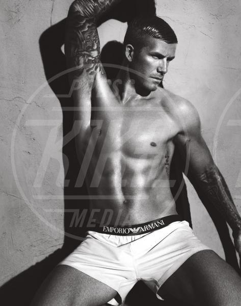 David Beckham - 11-06-2009 - Il nuotatore Luca Dotto è il nuovo volto di Emporio Armani