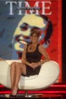 Piero Chiambretti, Flavia Pennetta - Milano - 12-02-2009 - Flavia Pennetta: le curiosità sulla regina degli Us Open