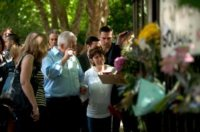 "Janis Winehouse, Mitch Winehouse - Londra - 26-07-2011 - Janis Winehouse: ""Sapevo Amy non sarebbe arrivata a 30 anni"""