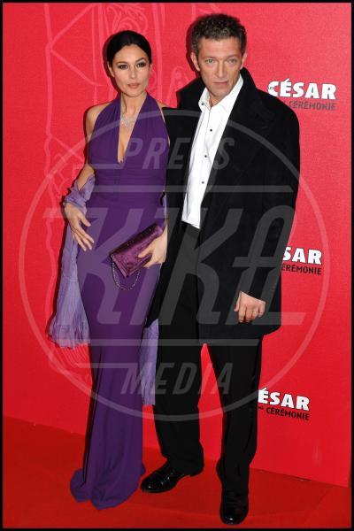 Monica Bellucci, Vincent Cassel - Parigi - 01-03-2009 - 2013: l'annus horribilis delle coppie più belle