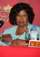 Katherine Jackson - Beverly Hills - 25-07-2011 - Processo Aeg: i dirigenti innocenti della morte di Jackson