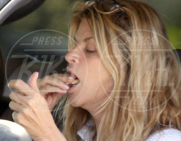 Kirstie Alley - Los Angeles - Star come noi: Selena Gomez, anche i famosi mangiano in auto