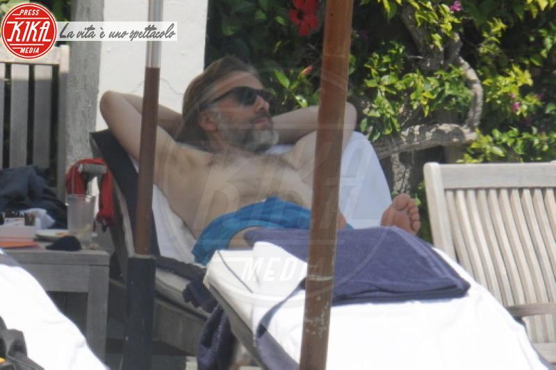 Cristoph Waltz - Ischia - 11-07-2011 - Trump e gli altri: i vip in italia per una vacanza 5 stelle