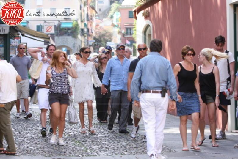 Catherine Zeta Jones, Michael Douglas - Portofino - 22-07-2011 - Trump e gli altri: i vip in italia per una vacanza 5 stelle