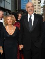 """moglie, Sean Connery - Hollywood - 08-06-2006 - Michael Caine: """"Connery ha l'Alzheimer"""", ma l'attore smentisce"""