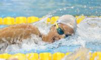 Federica Pellegrini - Shanghai - 25-07-2011 - Federica Pellegrini portabandiera italiana alle Olimpiadi di Rio