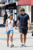 Theo Stockman, Lea Michele - Los Angeles - 28-07-2011 - Lea Michele ha rotto con il fidanzato