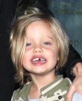 Shiloh Jolie Pitt - Los Angeles - 13-07-2011 - Buon compleanno a Shiloh, la figlia dei Brangelina