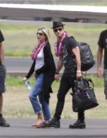 Justin Theroux, Jennifer Aniston - Hawaii - Jennifer Aniston soffre per un Big Mac
