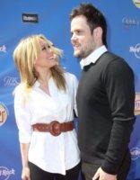 Mike Comrie, Hilary Duff - Los Angeles - 15-08-2011 - Il marito di Hilary Duff Mike Comrie si ritira dalla Nhl