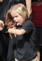 Shiloh Jolie Pitt - Richmond - 15-08-2011 - Buon compleanno a Shiloh, la figlia dei Brangelina