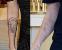 Megan Fox - Tatuaggi: se ci lasciamo lo cancello!