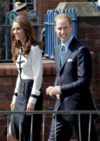 Principe William, Kate Middleton - Birmingham - 19-08-2011 - Progetti benefici per William e Kate, inaugureranno un ospedale per bambini