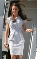 Kate Middleton - Beverly Hills - 08-08-2011 - Prime voci di gravidanza per Kate Middleton