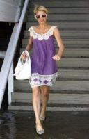 Paris Hilton - Los Angeles - 11-07-2011 - W le celebrity con i piedi per terra, W le ballerine!