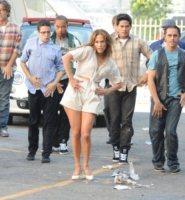 Jennifer Lopez - Los Angeles - 23-08-2011 - Jennifer Lopez scoppia in lacrime sul palco cantando canzoni d'amore