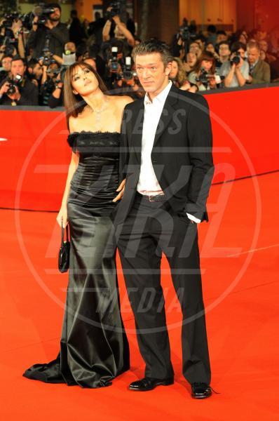 Monica Bellucci, Vincent Cassel - Roma - 24-10-2008 - Monica Bellucci e Vincent Cassel si dicono addio