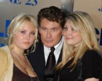 Hayley, figlie, David Hasselhoff - Los Angeles - 14-06-2006 - Ancora guai con l'alcol per Devid Hasselhoff