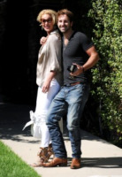 Josh Kelley, Katherine Heigl - Los Angeles - 24-08-2011 - Katherine Heigl torna in tv come produttrice