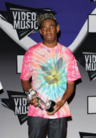 Tyler the Creator - Los Angeles - 28-08-2011 - Non è stato Justin Bieber a correre in Ferrari