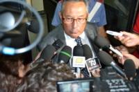 Franco Coppi - Taranto - 29-08-2011 - Processo Mediaset: la Cassazione conferma condanna a Berlusconi