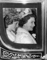 Regina Elisabetta II, Lady Diana - Londra - 28-07-1983 - Dio salvi la regina: Elisabetta II compie 89 anni