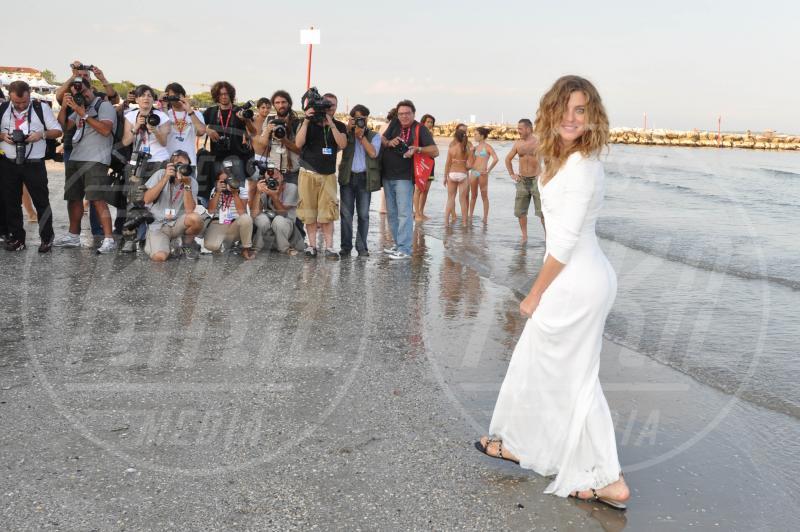 Vittoria Puccini - Venezia - 30-08-2011 - Festival di Venezia: madrine di bellezza