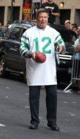 Alec Baldwin - New York - 31-08-2011 - Alec Baldwin potrebbe aver fatto bandire dai voli American Airlines anche il telefilm 30 Rock
