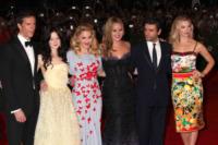 James D'Arcy, Andrea Riseborough, Abbie Cornish, Madonna - Venezia - 02-09-2011 - Festival di Venezia: Madonna raggiante sul red carpet di W.E.