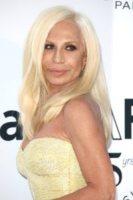 Donatella Versace - Londra - 19-05-2011 - Marilyn Style: biondo platino, il colore delle dive