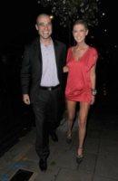 Zack Kehayov, Tara Reid - Londra - 05-09-2011 - Tara Reid non è sposata legalmente