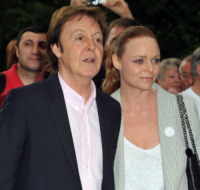 Paul McCartney, Stella McCartney - 15-06-2009 - Le star che non sapevate avessero il braccino corto