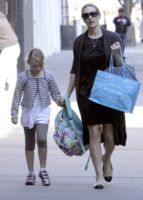Mia Honey, Kate Winslet - New York - 17-04-2009 - Ricomincia la scuola: tutte pronte per la school run?