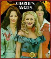 Kate Jackson, Jaclyn Smith, Farrah Fawcett - 22-08-1976 - Non ci sono piu' le Charlie's Angels di una volta