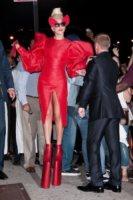 Lady Gaga - New York - Vestiti scomodi e dove trovarli: seguite Kim Kardashian!