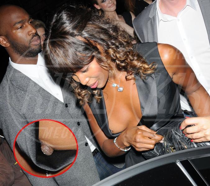 Naomi Campbell - Londra - 16-09-2011 - I segreti delle dive non sono più coperti…dal vestito