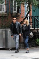 "Justin Theroux, Jennifer Aniston - New York - 17-09-2011 - Justin Theroux non parla di Jennifer Aniston, ma è ""felice"""