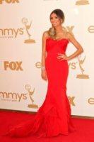 Giuliana Rancic - Los Angeles - 19-09-2011 - Emmy 2011: gli arrivi sul red carpet