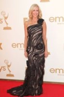 Lara Spencer - Los Angeles - 19-09-2011 - Emmy 2011: gli arrivi sul red carpet